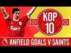 nice Top 10: Premier League goals against Southampton