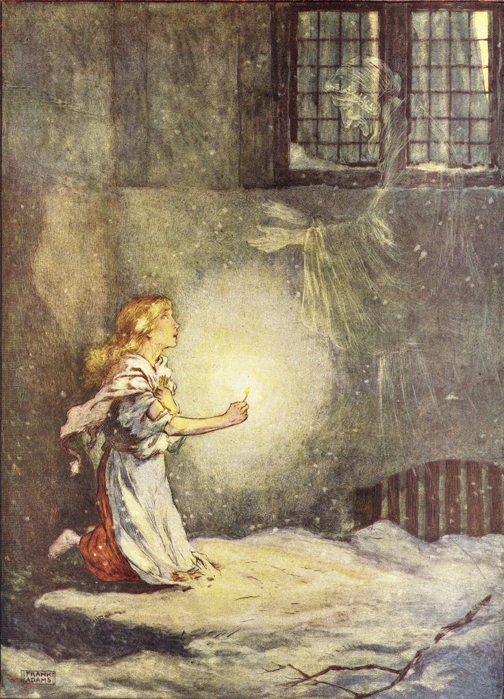 match girl An illustration for the story the little match girl by the author hans christian andersen scuffle fight or struggle in a confused way at close quarters.