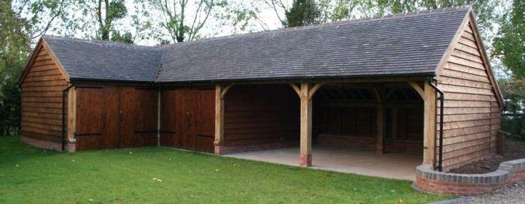 Klassieke houten schuur 11 - Houtbouw Holland   Exclusieve houtbouw schuren