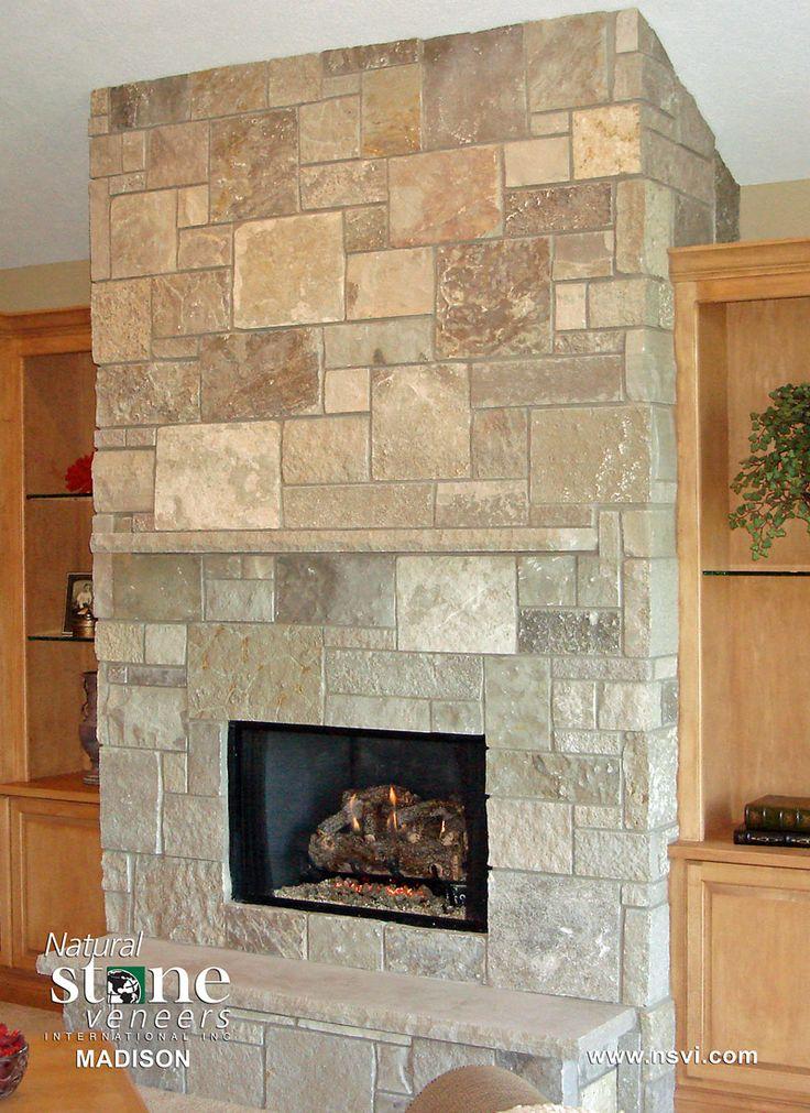 Madison-Natural Stone Veneer