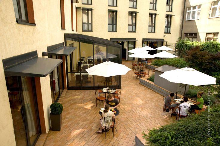 Garden Hotel Roma Prague www.hotelromaprague.com