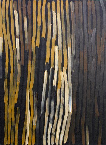 Minnie Pwerle - Art Aborigène-Galerie Luc Berthier