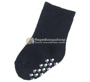 Joha marine wollen sokken antislip 90% wol.