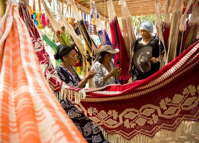 Guajira - artigianato locale