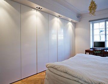 Bespoke closets