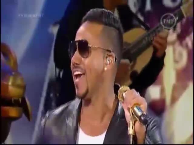 Presentación De Romeo Santos En Viña Del Mar 2015 #Video