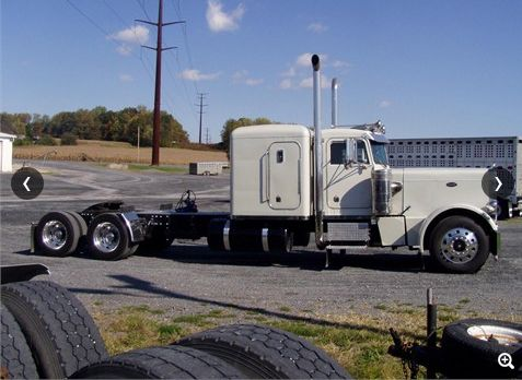 Make:  Peterbilt Model:  359 Year:  1981   Exterior Color: White Interior Color: Doors: Two Door Vehicle Condition: Good  Phone:  717-344-6204   For More Info Visit: http://UnitedCarExchange.com/a1/1981-Peterbilt-359-209171377467