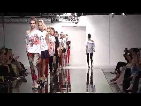TWINSET Simona Barbieri Spring Summer 2015 Le Coeur Fashion show - YouTube