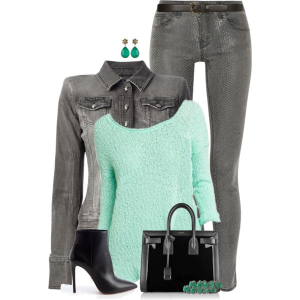GreenHead, created by hollyhalverson on Polyvore