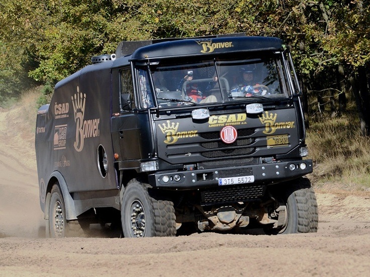 Tatra Racing truck