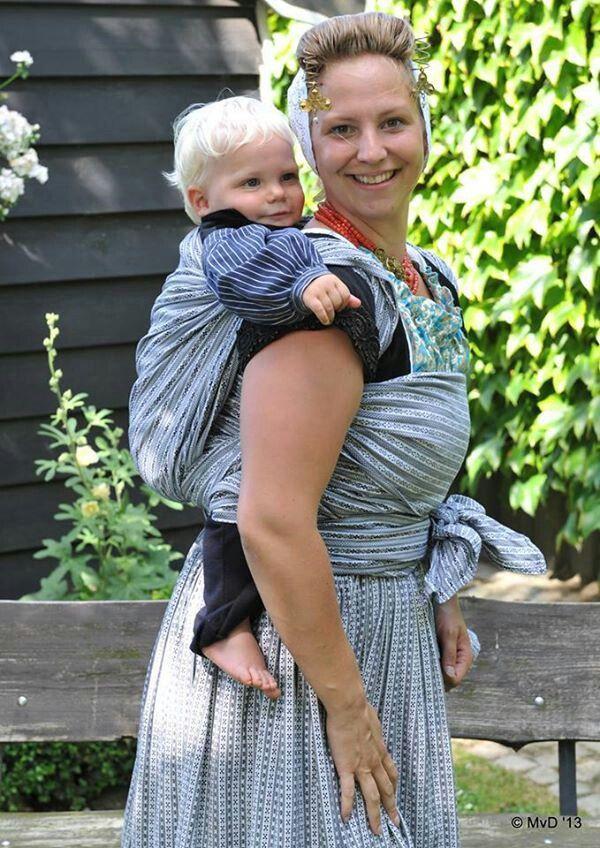 Zeeuwse mama, Zeeland, The Netherlands.