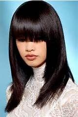 china bang hairdos | Chinese Bang Hairstyles