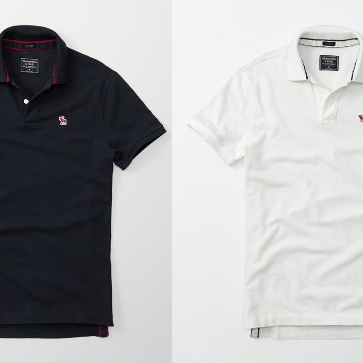 New Abercrombit & Fitch Classic Fit POLO – Modu Wara