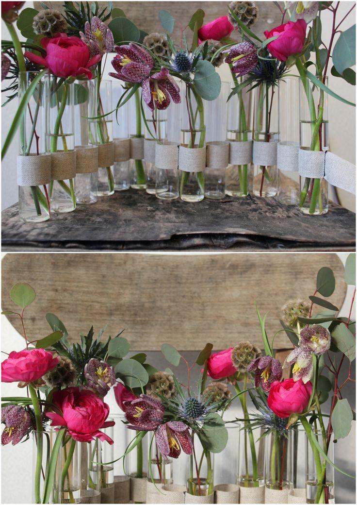 Vase d'avril DIY