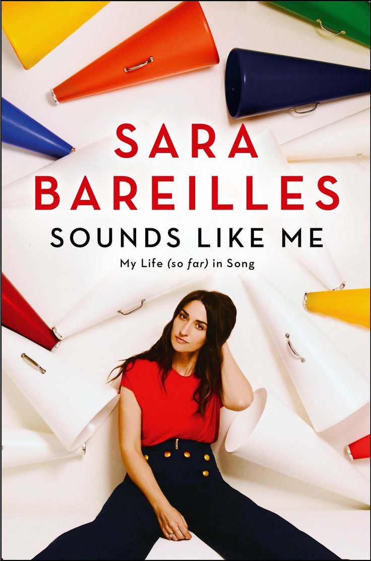 "Sara Bareilles is taking her own advice: The ""Brave"" singer is writing a book of essays called ""Sounds Like Me: My Life (So Far) In Song"""