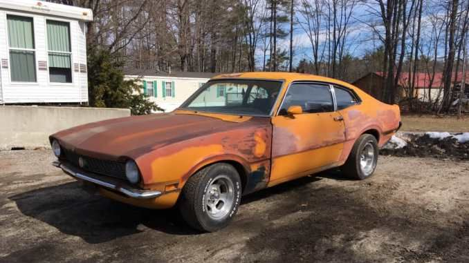 1970 Grabber In Naples Me Ford Maverick Naples Ford