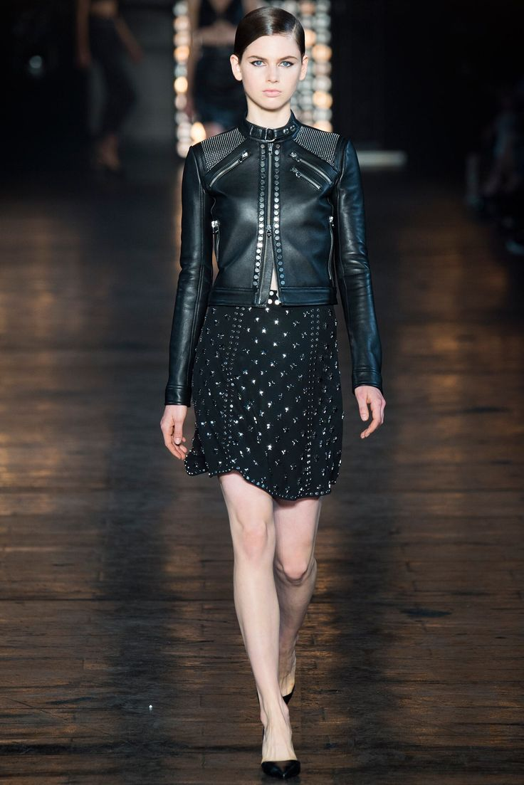 Diesel Black Gold Spring 2015 Ready-to-Wear Fashion Show Collection