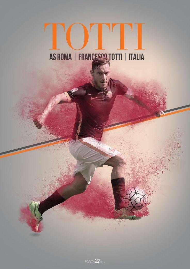Roma Art: 10 Giallorosso Mist posters