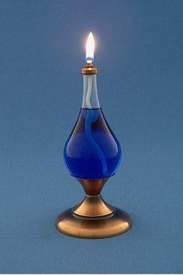 Stolní olejová lampa typ 01 - LOS 013300