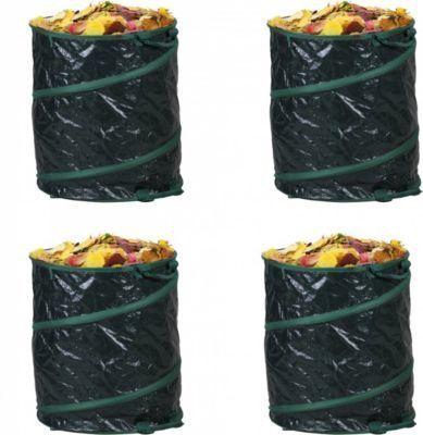 Vavida 4x VAVIDA Pop Up Gartensack Laubsack Rasensack Gartenabfallsack Abfallsack 160L Jetzt bestellen unter: https://moebel.ladendirekt.de/garten/gartenmoebel/aufbewahrung/?uid=65b06583-7315-56ab-90a1-08eea69800a9&utm_source=pinterest&utm_medium=pin&utm_campaign=boards #heim #aufbewahrung #garten #gartenmoebel