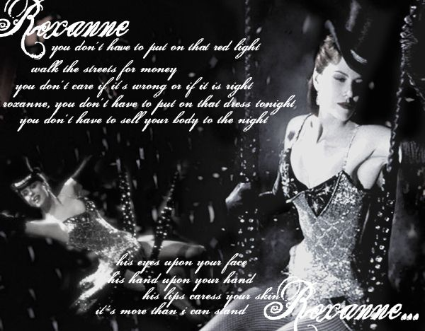 El Tango De Roxanne - moulin-rouge Fan Art