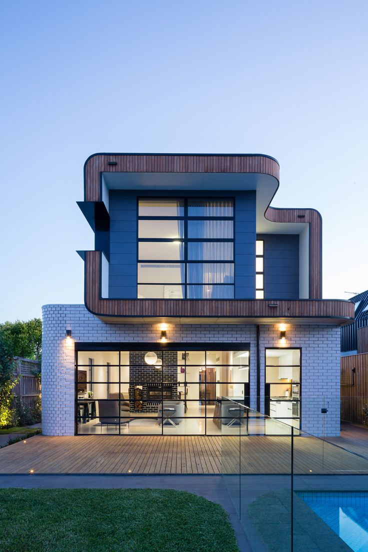 Brighton House by Jost Architects