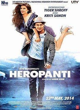 latest hindi Heropanti (2014) movie, free Heropanti (2014) watch, full Heropanti…
