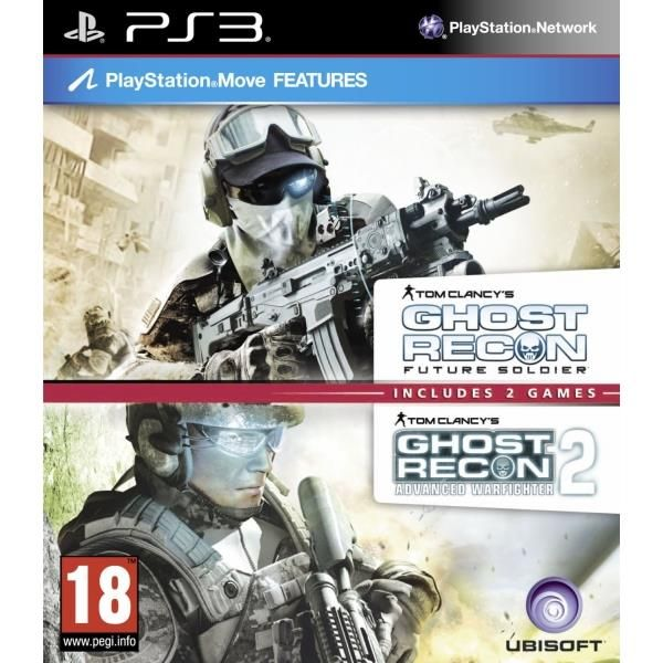 Tom Clancy's Ghost Recon Double Pack Ghost Recon Future Soldier & | http://gamesactions.com shares #new #latest #videogames #games for #pc #psp #ps3 #wii #xbox #nintendo #3ds