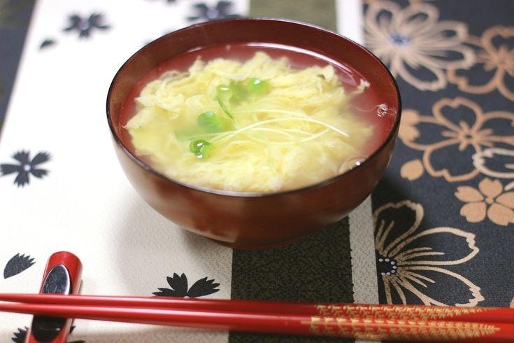 生姜入り ふんわり卵のかきたま汁 by yakko | レシピサイト「Nadia | ナディア」プロの料理を無料で検索