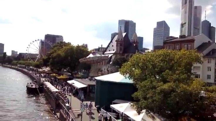 #Frankfurter #Mainfest - #Sommer #Highlight der #Mainmetropole