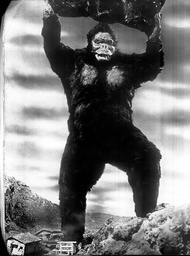 Toho's King Kong