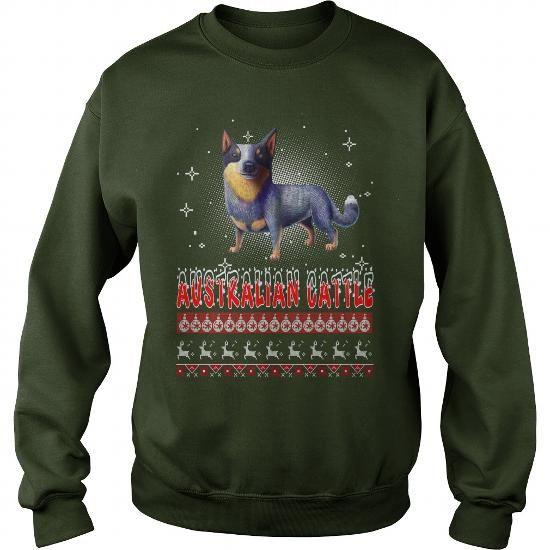 Australian Cattle Noelaustralian Cattle Ugly Christmas Sweater