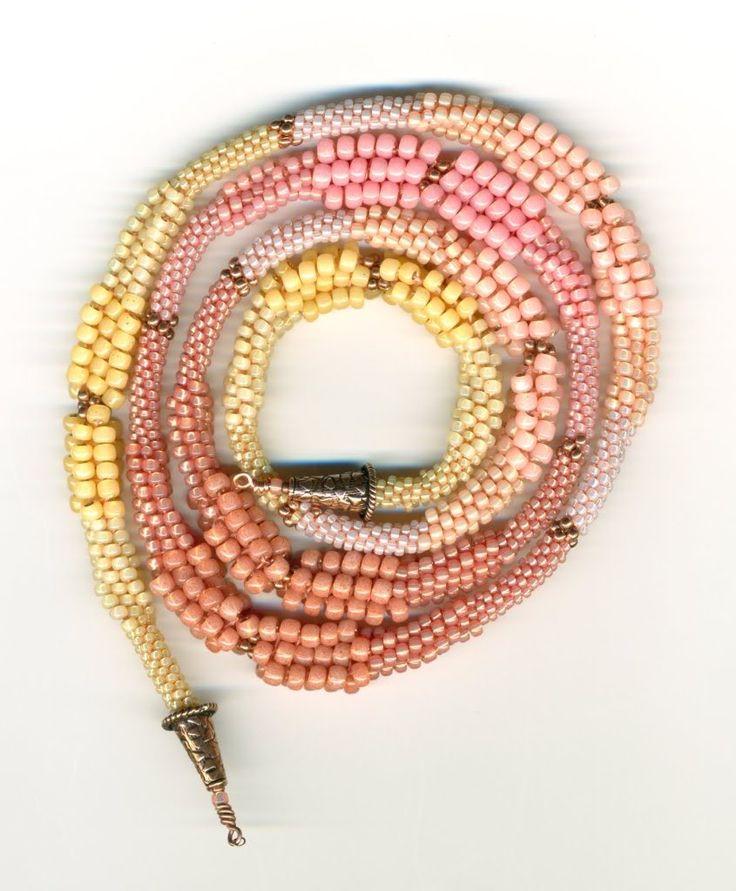 Stone Heart Beads: Kumihimo Journeys - Part III