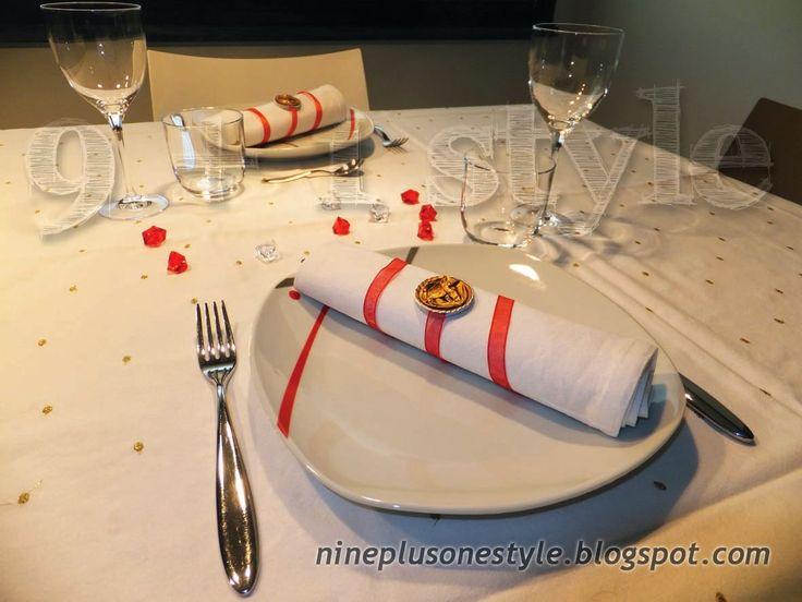 9+1style: Portatovagliolo per le feste con le cialde Nespres...