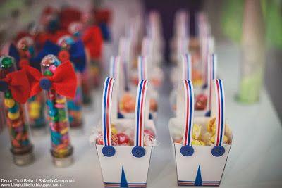 Festa Circo/ Circus Party