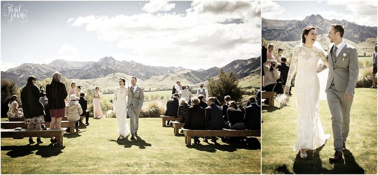 Lookout Lodge ceremony