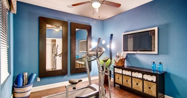 how to turn a bedroom into a home gym - Google Search
