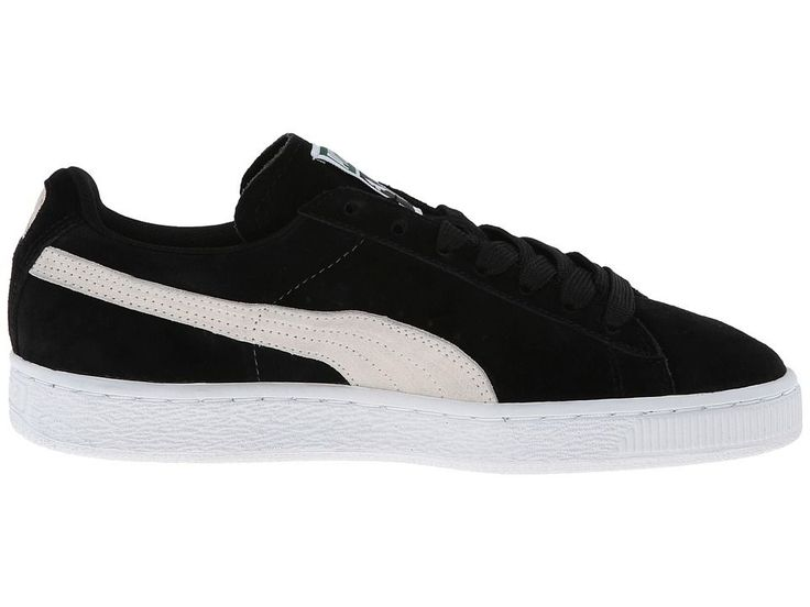 PUMA Suede Classic Wn's Women's Shoes Black H13