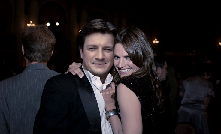do castle and beckett dating in real life Castle, do we have to talk about i will go on one date she repeated sternly but there are rules, mr castle rules beckett, you know i don't do well.