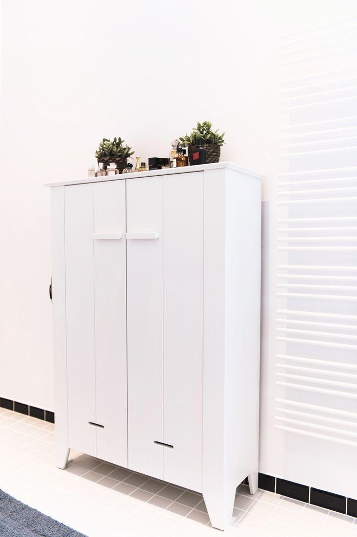 Interior: Unser Flur Und Das Badezimmer