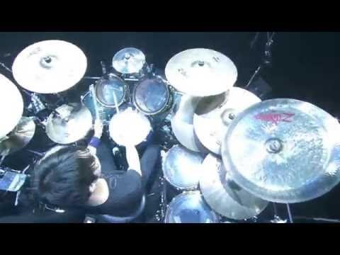 9mm Parabellum Bullet Act E Drumming - YouTube