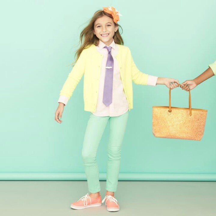 J Crew kids so cute