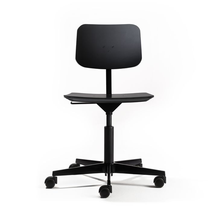 Office chair Mr. Square by Peter Horn (2007) for Richard Lampert