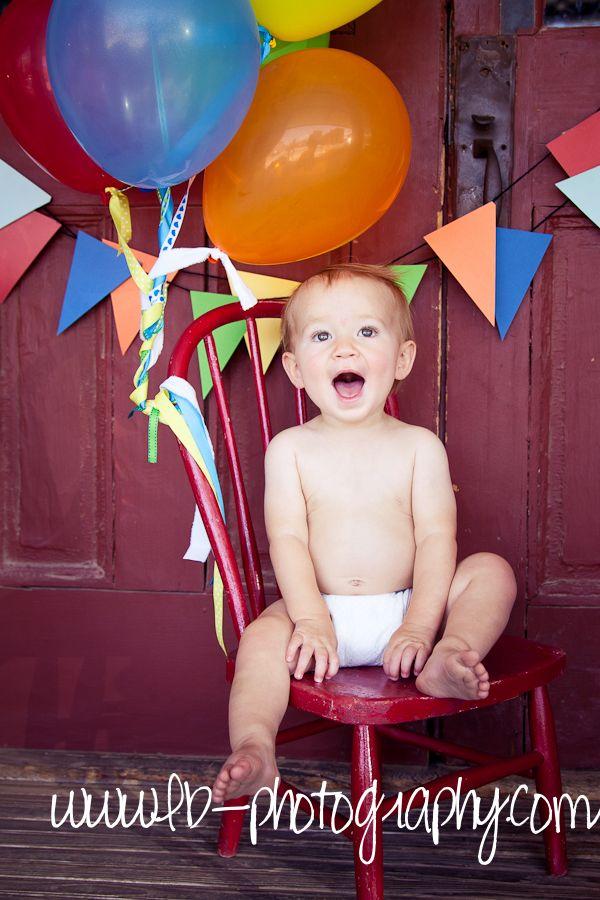 happy birthday boy, first birthday balloons