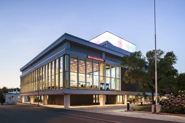 Teatro de Kuopio / ALA Architects