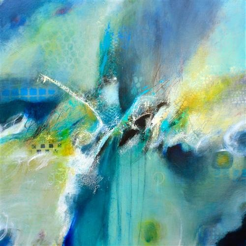 """Blue Note 36"""" x 36"""" Ugallery"""