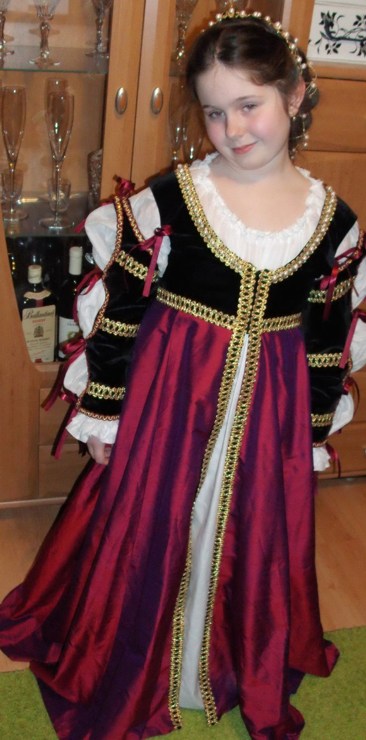 Handmade costume Romeo and Juliet ...from Szilvias