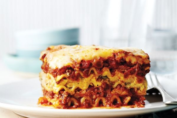 The Ultimate Lasagna