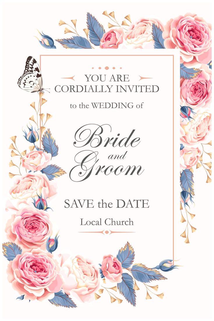 Wedding decorations at church january 2019  best Wedding Invitation images on Pinterest