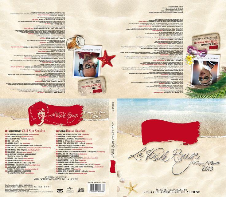 LA VOILE ROUGE ST TROPEZ 2013 HAPPY MUSIC